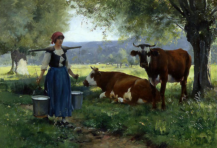 Ce avantaje ofera utilizarea unor mulgatoare vaci?