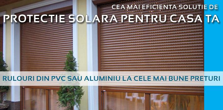 Rulouri exterioare pentru geamurile casei tale