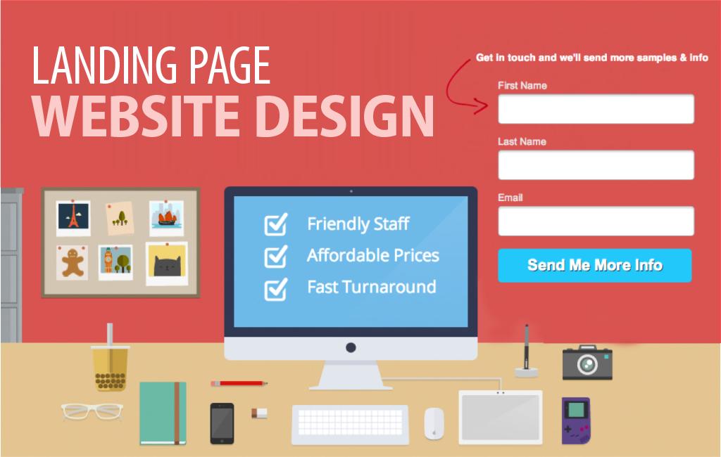 Cum sa alegi culorile perfecte pentru landing page?