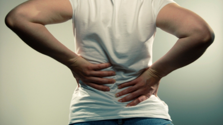 Cum sa scapi de durerile de spate?