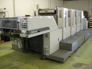 How to make savings with a used printing machine?
