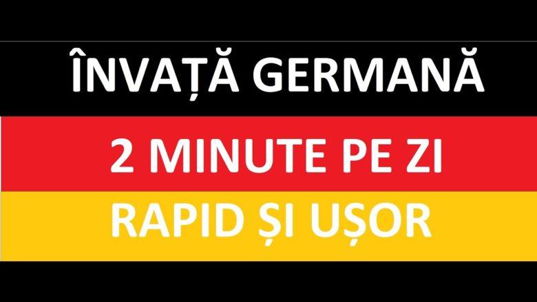 De ce sa invat limba germana?